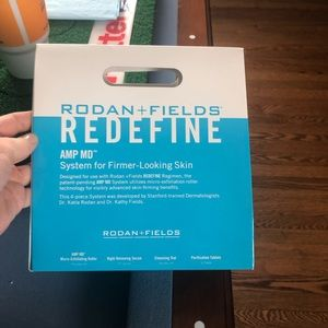 Other - Rodan and Fields Redefine AMP MD NWT. Sealed